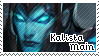 Kalista Main by ikenks