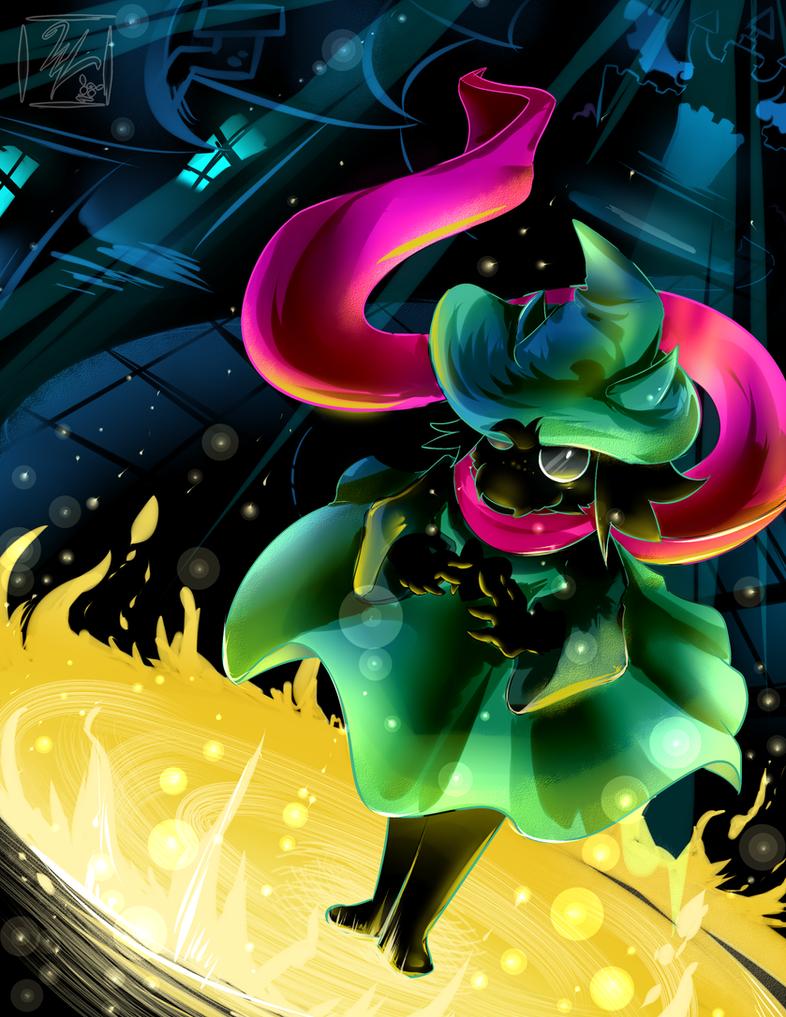 Deltarune: Raslei by Wraithvine