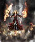 Fire Sorceress