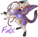 Falx tag Trade by Aelyaniara