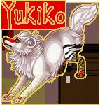 Yukiko Tag Commission by Aelyaniara