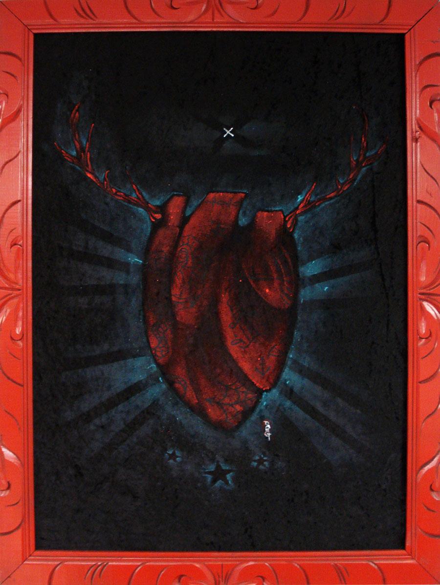 antlerheart in velvet by mrdang