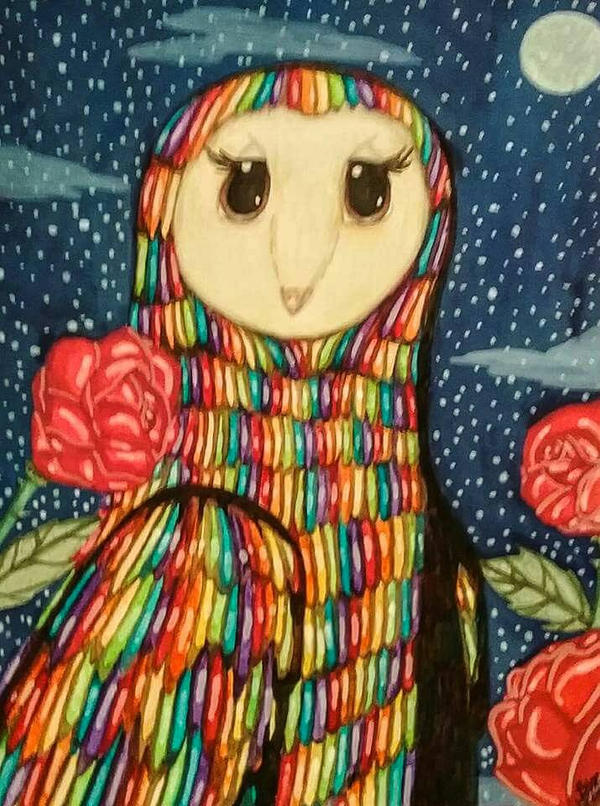 Spectra Owl by paigehebert1967