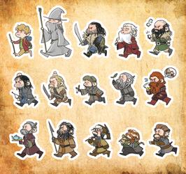Hobbit - We walk