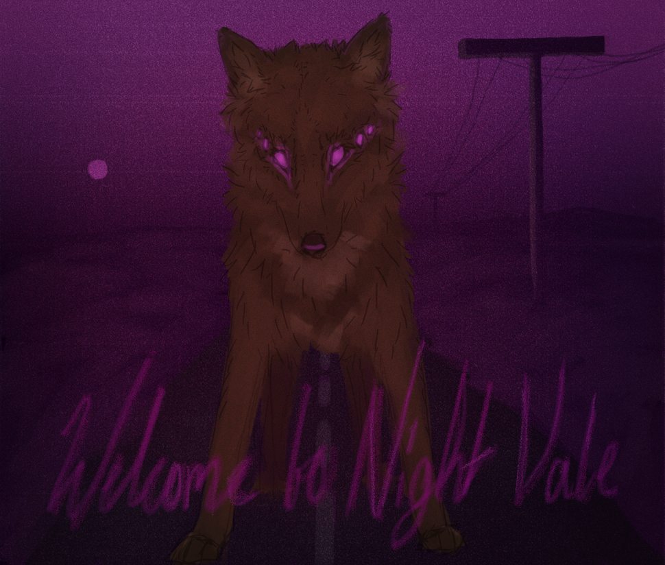 Welcome to Night Vale by Alopus