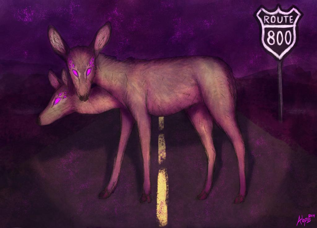 WtNV deer by Alopus