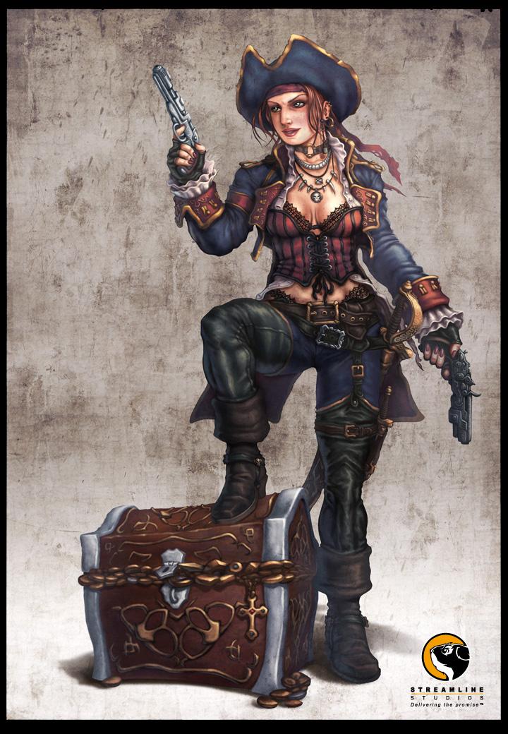 Erotic pirates