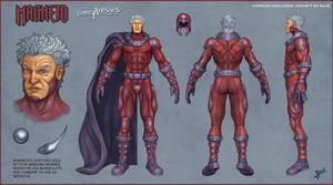 Magneto Model Sheet
