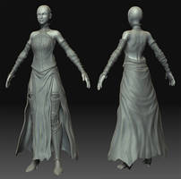 Shanoa WIP 03 by HecM
