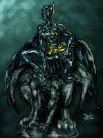 Batgirl by HecM