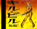 Kill Bill Desktop 1: The Bride