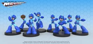 Mega Man Figures