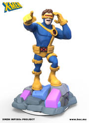 Cyclops Infinity by HecM