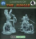 Legends Of The Jungle Kickstarter by HecM
