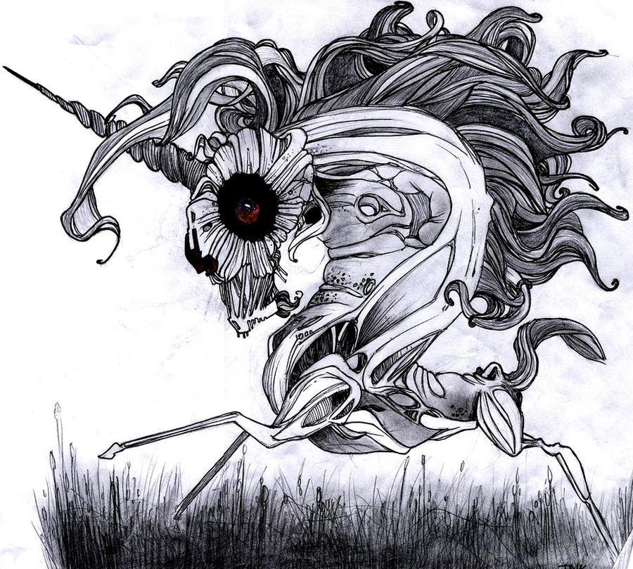 Unicorn Fantasy by JNKdutchwear