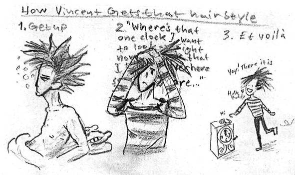 Vincents Hair