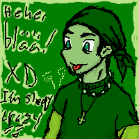 green like your spleen by jonasfx