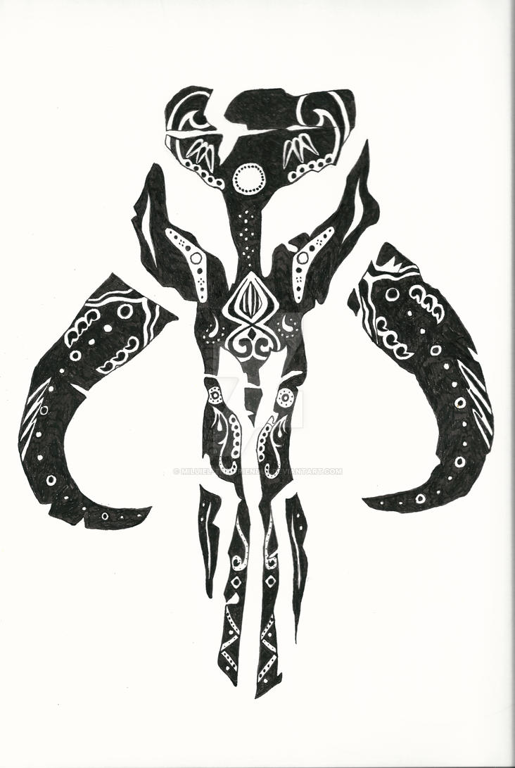 Mythosaur Skull by Miluiel-the-Friendly
