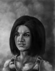 Gina Carano Portrait