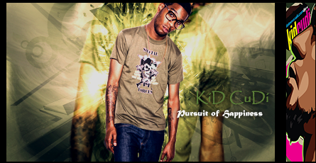 ''Pursuit of happiness'' KiD CuDi signature by HaXb0x on ...