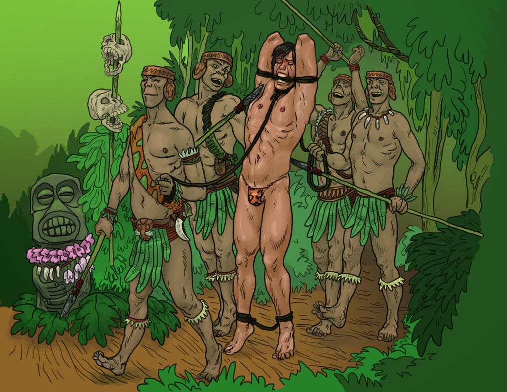 For that cartoon jungle bondage advise
