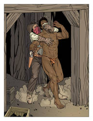 Tarzan and the Revenge of the Outlaw Part 1 by JungleCaptor