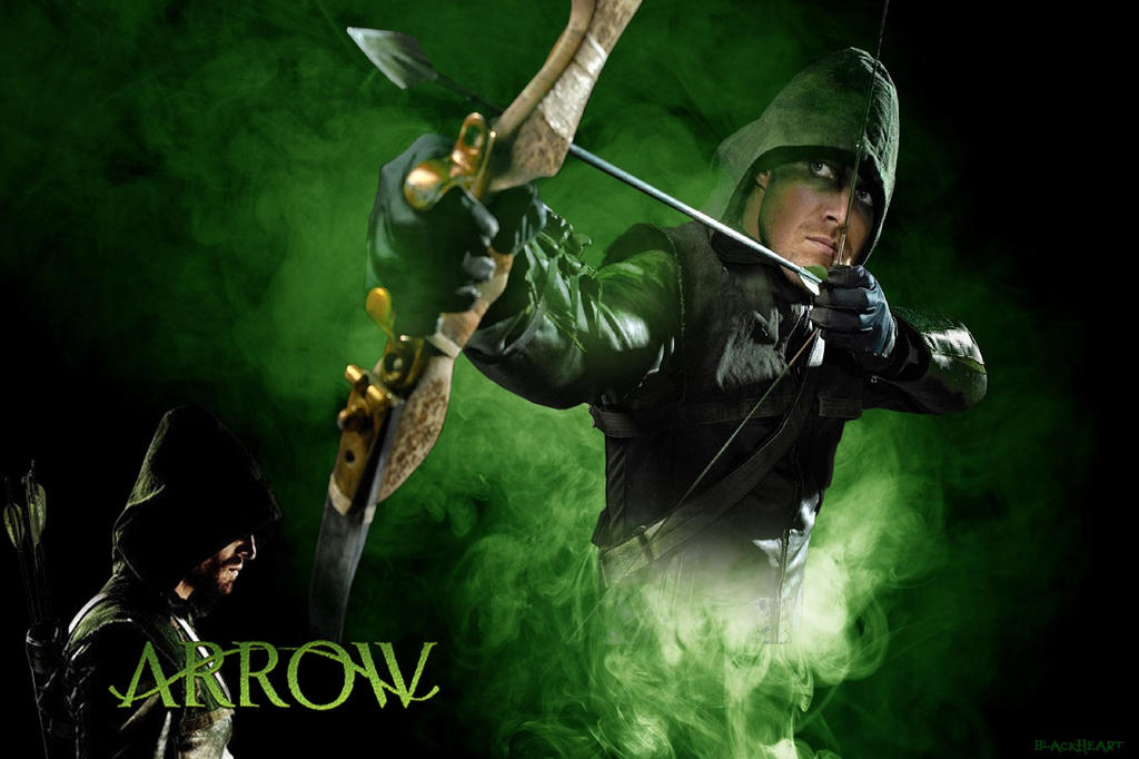 Arrow Wallpaper By BlackHeartRose76