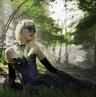 .: Lullaby in the Forest :. by she-can-dream