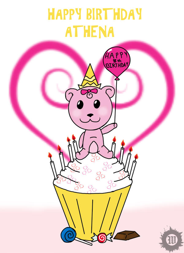 Happy Birthday Niece Images Free Download ~ Happy birthday niece by nuckleheaded on deviantart