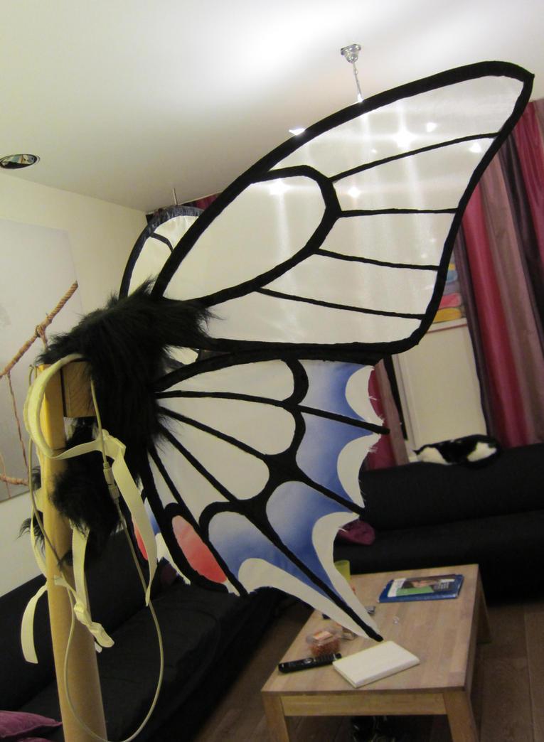Vlinder06 by Bushitaka