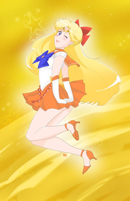 Sailor Venus Crystal by Boxas
