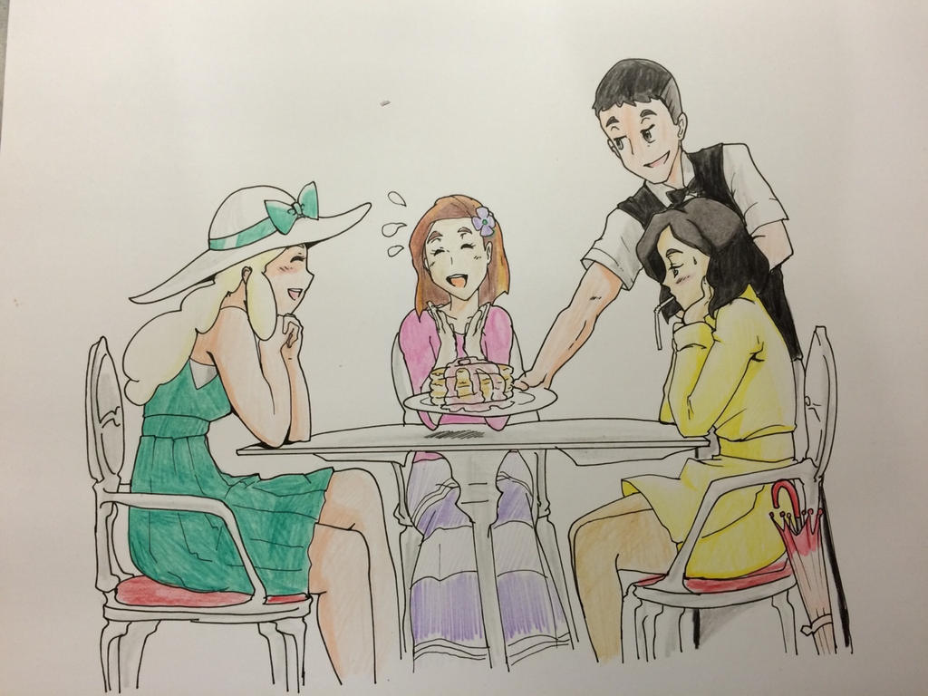 Tumblr Request -brunches by Boxas