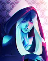 [Blue Diamond] by Shi-Bee