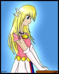 WW Zelda by brigette