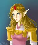 Princess Zelda Portrait