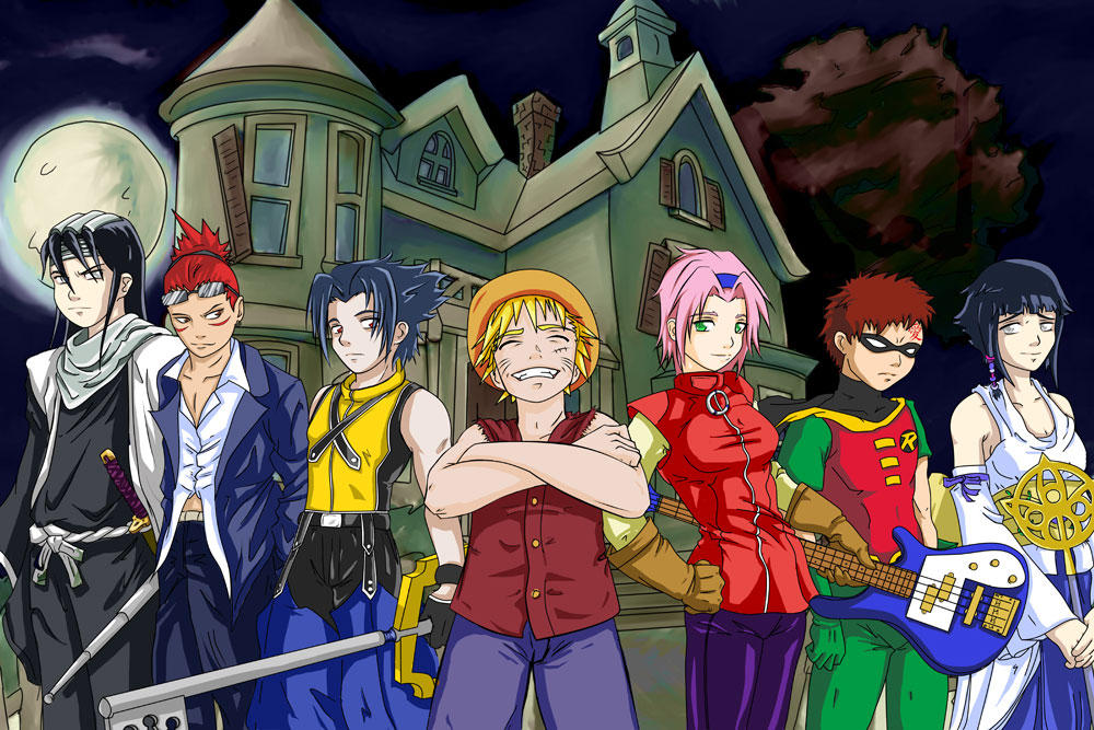 ��� ���� ������ ���� ��� ����� ������ 2012 ������   ������   ��� Naruto_Halloween_VER