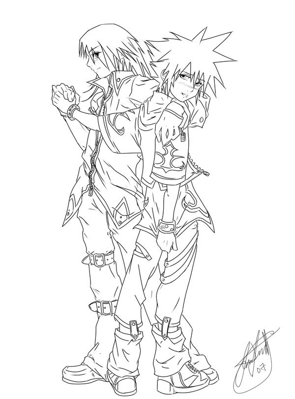 Image Result For Keyblade Coloring Pages