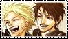 SaiNaru stamp by Suigetsu-Houzuki