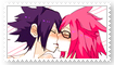 Another SasuKarin stamp. by Suigetsu-Houzuki