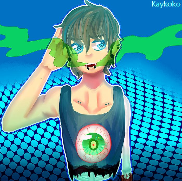 Zombie breath by Kaykoko