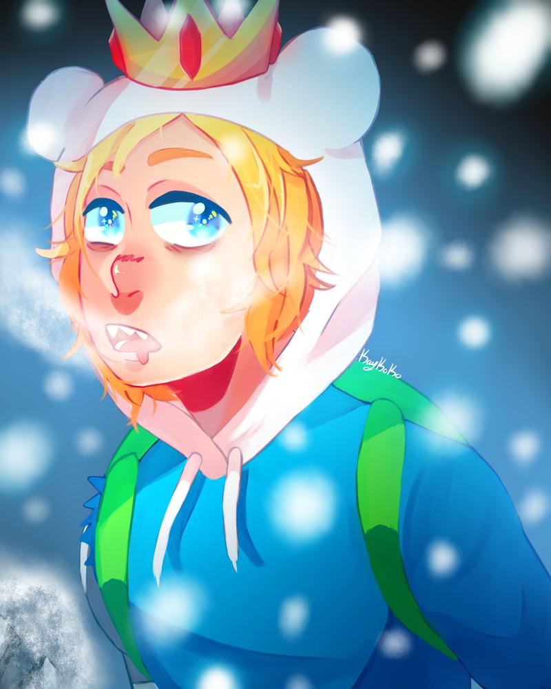 the ice prince by Kaykoko
