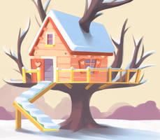 Cutie Clubhouse by Karzahnii