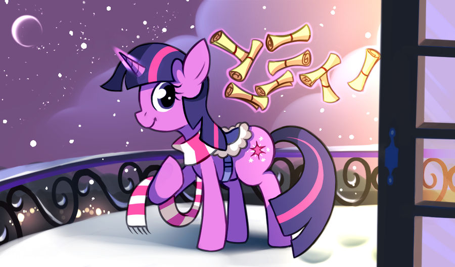 Ninth Day Of Christmas.The Ninth Day Of Christmas By Karzahnii On Deviantart