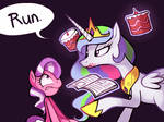 Celestia Just Like Us