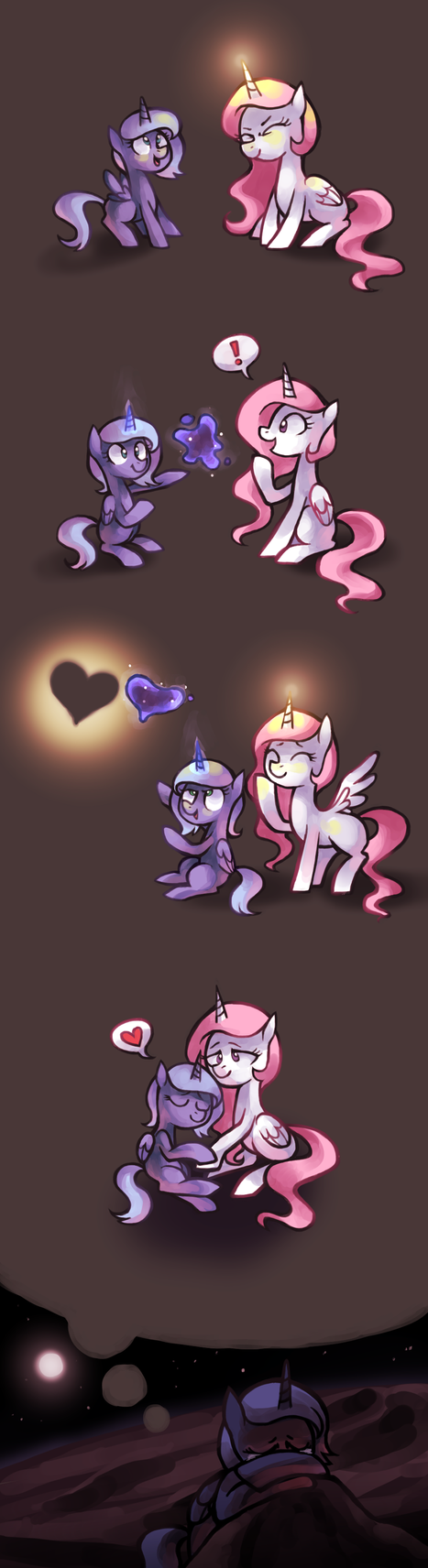 Shadow Puppet by Karzahnii