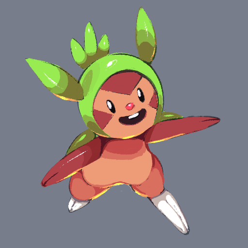 Chespin Sketch by Karzahnii