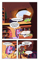 Tales from Ponyville: Chapter 3, Page 1 by Karzahnii
