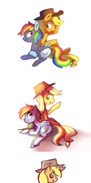 Two Years of Ponies