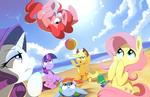 Summer Slam: Beach Edition