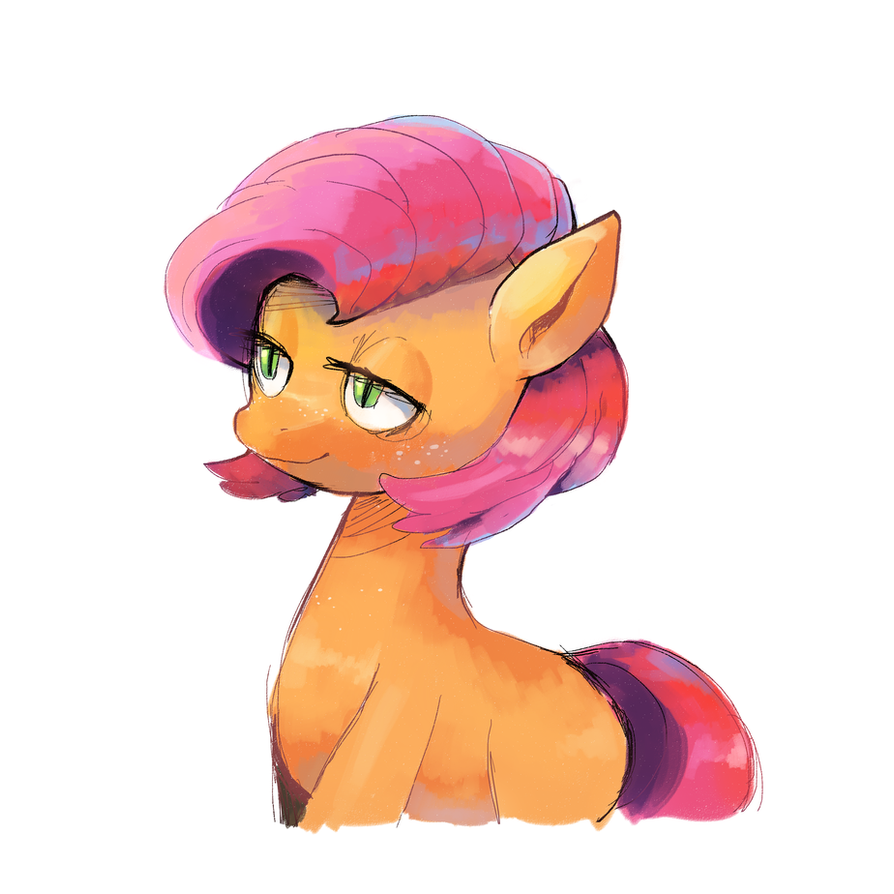 Babs by Karzahnii